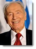 שמעון פרס הנשיא ה-9 של מדינת ישראל